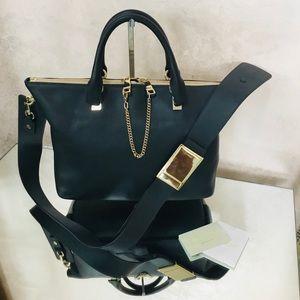 Authentic CHLOE BAILEY leather bag- BEAUTIFUL 🌹🌹